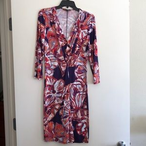 Tommy Bahama twist front dress